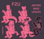 F2U anthro base update!