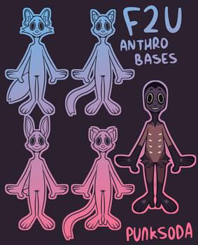 F2U anthro base pack