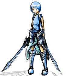 I'm Blue by Nac0n