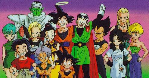 Cartoon Network Argentina: Emite DragonBall Z sin rellenos Dragon_Dall_Z_by_magicman0128
