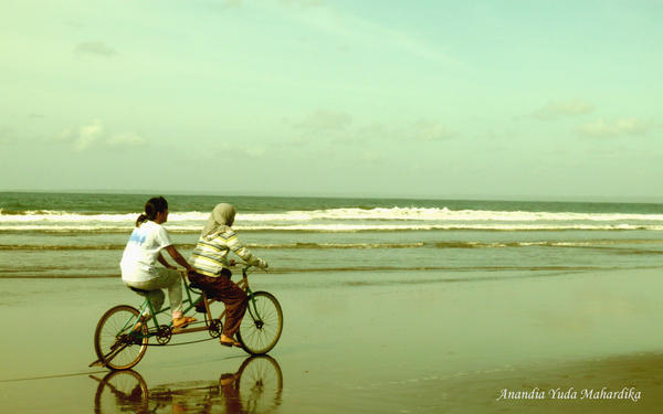 ride together by anandia