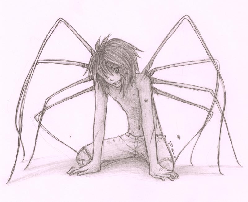 Pet Spider by FastPuck