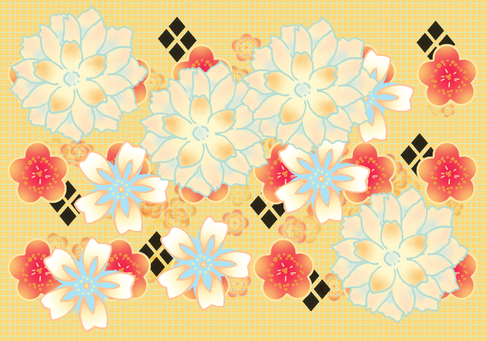 kimono pattern 1 by FastPuck on DeviantArt