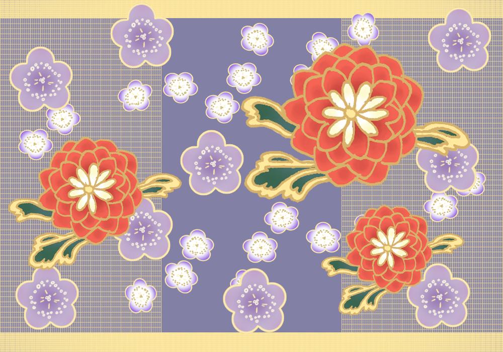 kimono pattern 2 by FastPuck on DeviantArt