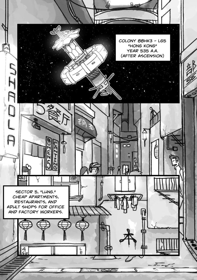Dragon Husbands comic by FastPuck