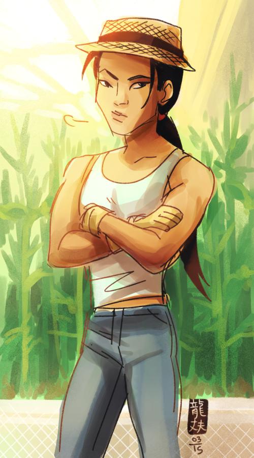 colony farmboy by FastPuck