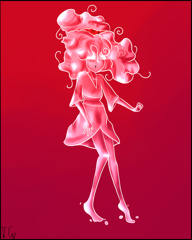 [Heathers] Ghost Heather Chandler by Gorawe114