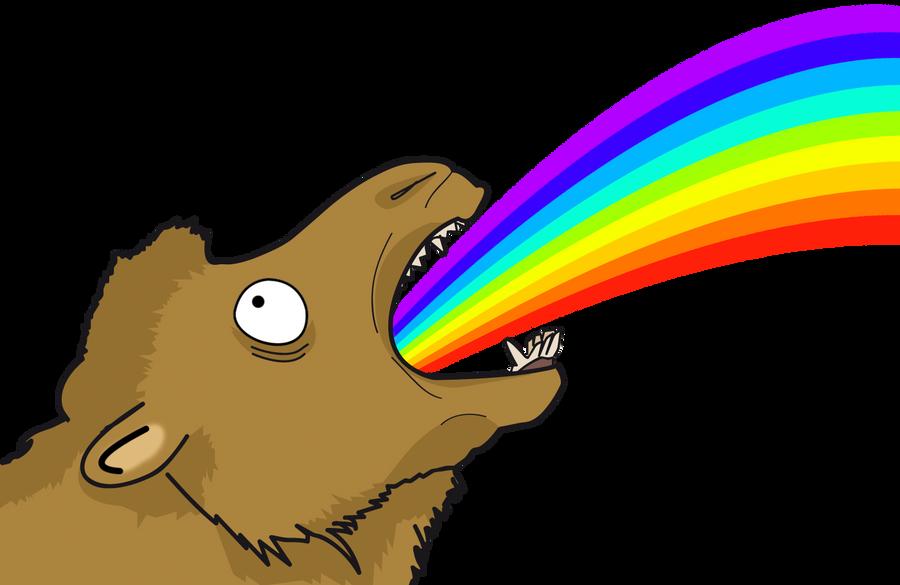 Puking Rainbows Relate...