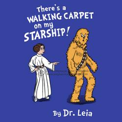 Seuss Wars Shirt Design