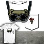 PhD in Horribleness Costume Shirt Design by SingapuraStudio