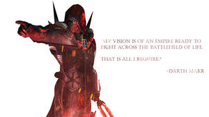 Legends of the Old Republic: Darth Marr