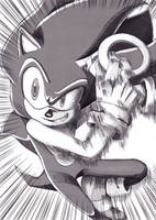 Sonic Ring by mannaloco