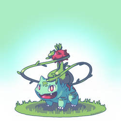 Bulbasaur 001