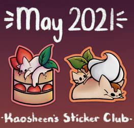 Finally Made my Sticker Club!