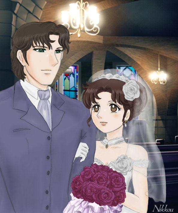 Glass Mask Manga Volume 49: Garasu No Kamen Wedding By Nikkou On DeviantArt
