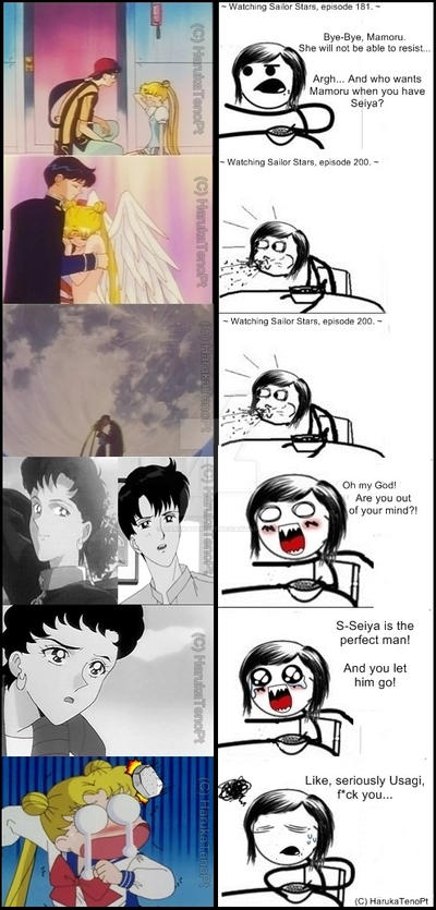 usagi and seiya relationship memes