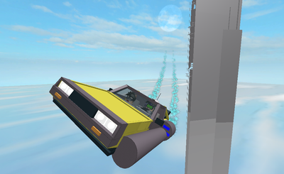 Something I done in ROBLOX studios by thegaminglula