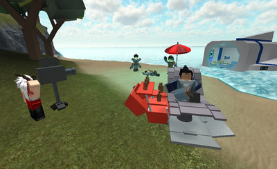 Yet another thing I done in Roblox Studios... by thegaminglula