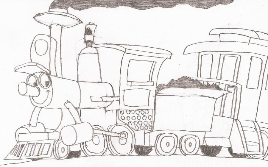 Casey Jr 160754160 on Old Diesel Engines