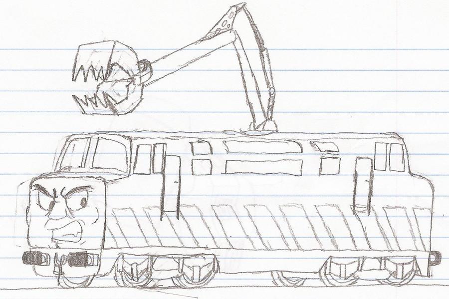 steam engine vs diesel