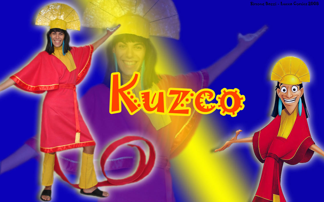 Kuzco Cosplay Lucca Comic 2008 By Simsim2212 On DeviantArt