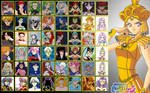 Sailor Moon's Evil Characters