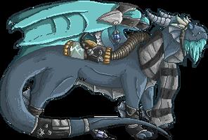 Steampunked destiny by Wolfvids