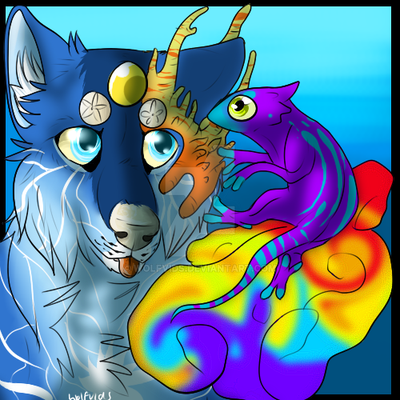 My eyes by Wolfvids