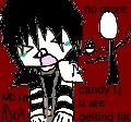 poor laughing jack by darknessvolturi13
