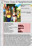 Animated Atrocities: There Goes El Neighborhood