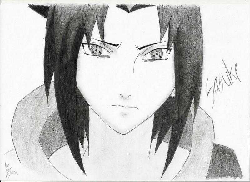 Sasuke Uchiha by Zyou5