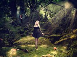 Fairy Tales by nightwish87