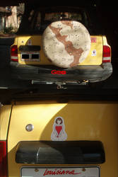 Geo Tracker With Sticker by Better-With-Salt
