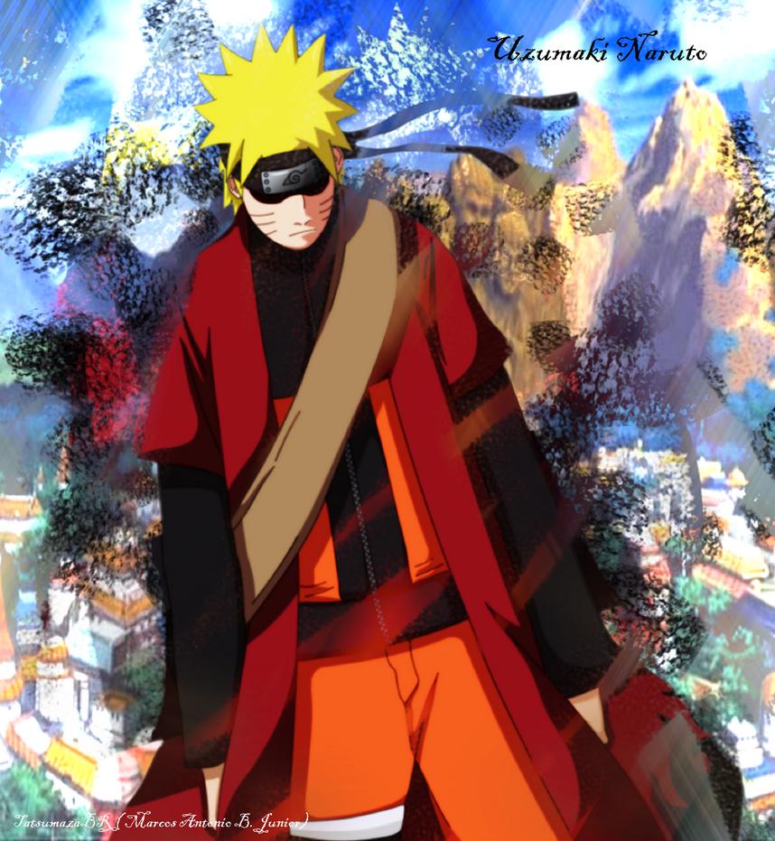 Best Wallpaper Naruto Deviantart - naruto_wallpaper_by_marcoshypnos-d59lbqf  2018_366112.png