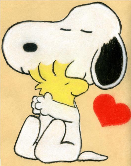 Vogel Von Snoopy