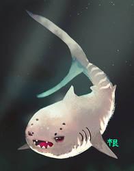 Hey a fish