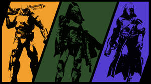 Destiny Classes Poster