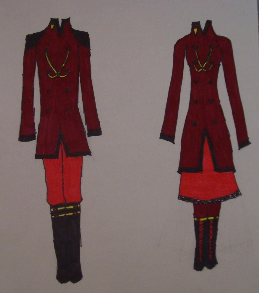 Durmstrang Uniforms By Erevia On Deviantart Lrt dongsaeng line in durmstrang uniform. durmstrang uniforms by erevia on deviantart