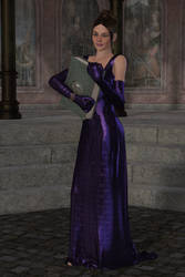The Muses: Clio by Erevia