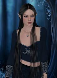 Alhana Starbreeze by Erevia
