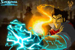 Mako Fire And Lightingbender