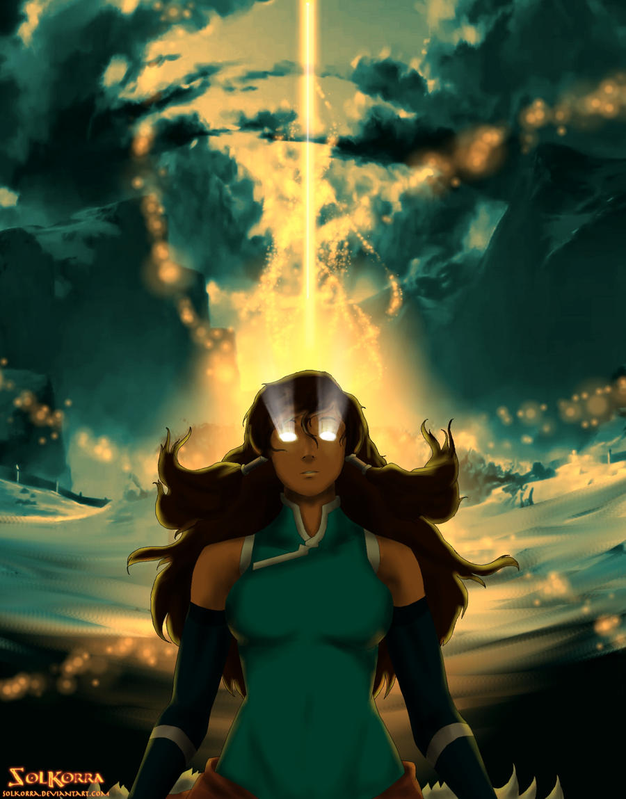 Legendary Avatar by SolKorra