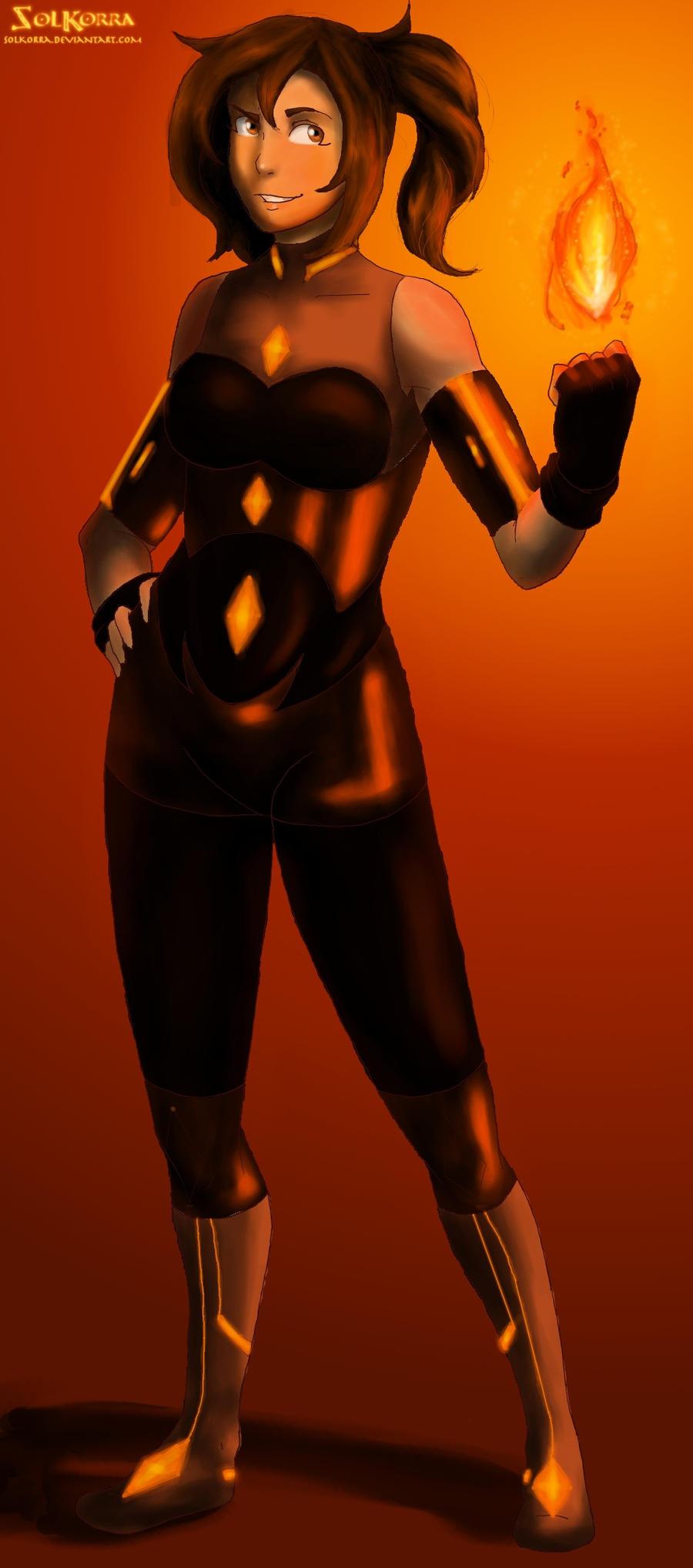 Avatar Sol by SolKorra