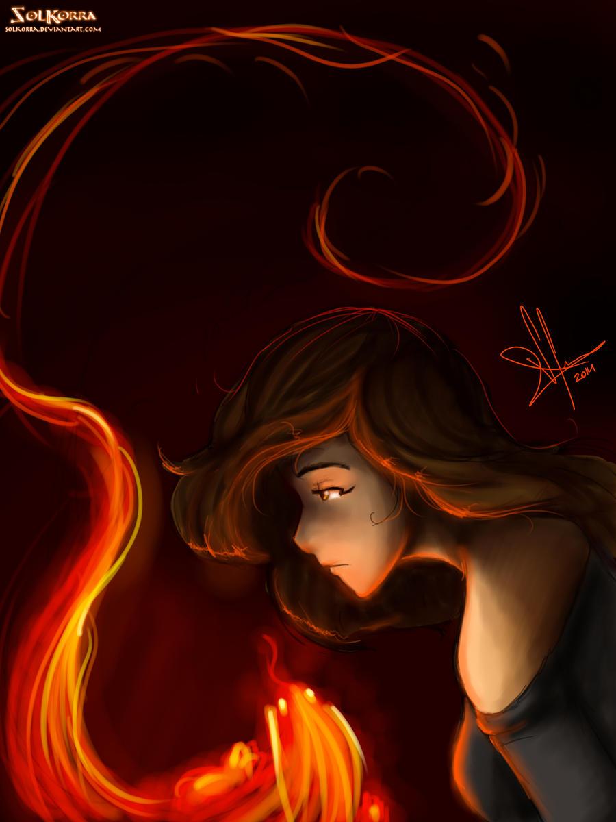 Sol Spiritual Fire by SolKorra