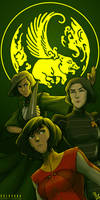 The Beifong's