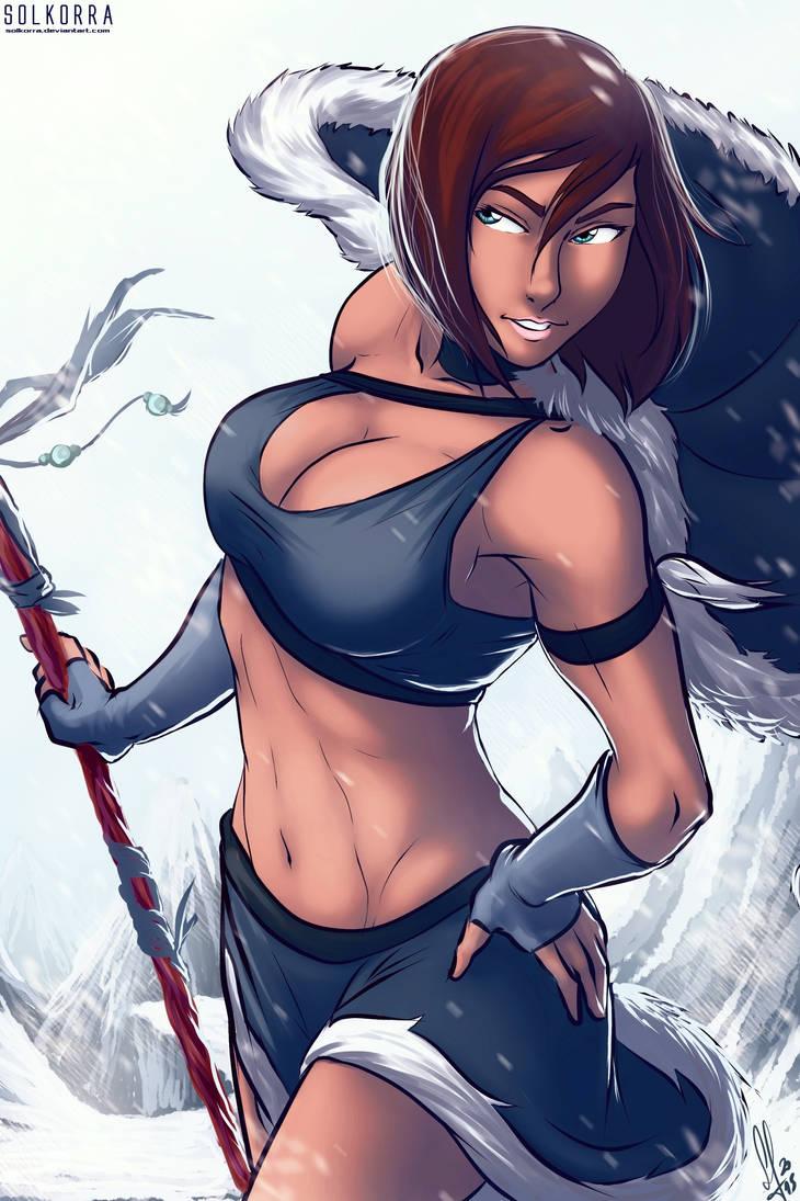 avatar korra sexy