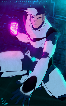 Shiro Ready for Fight!
