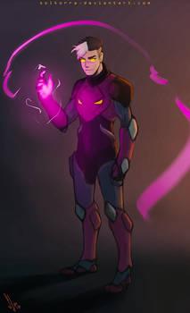 Darkness Shiro
