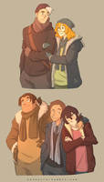 Team Voltron in some years...