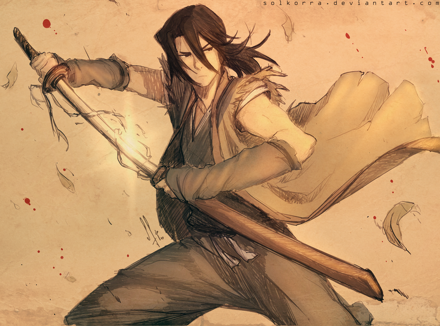 Sword of The Stranger: Nanashi by SolKorra